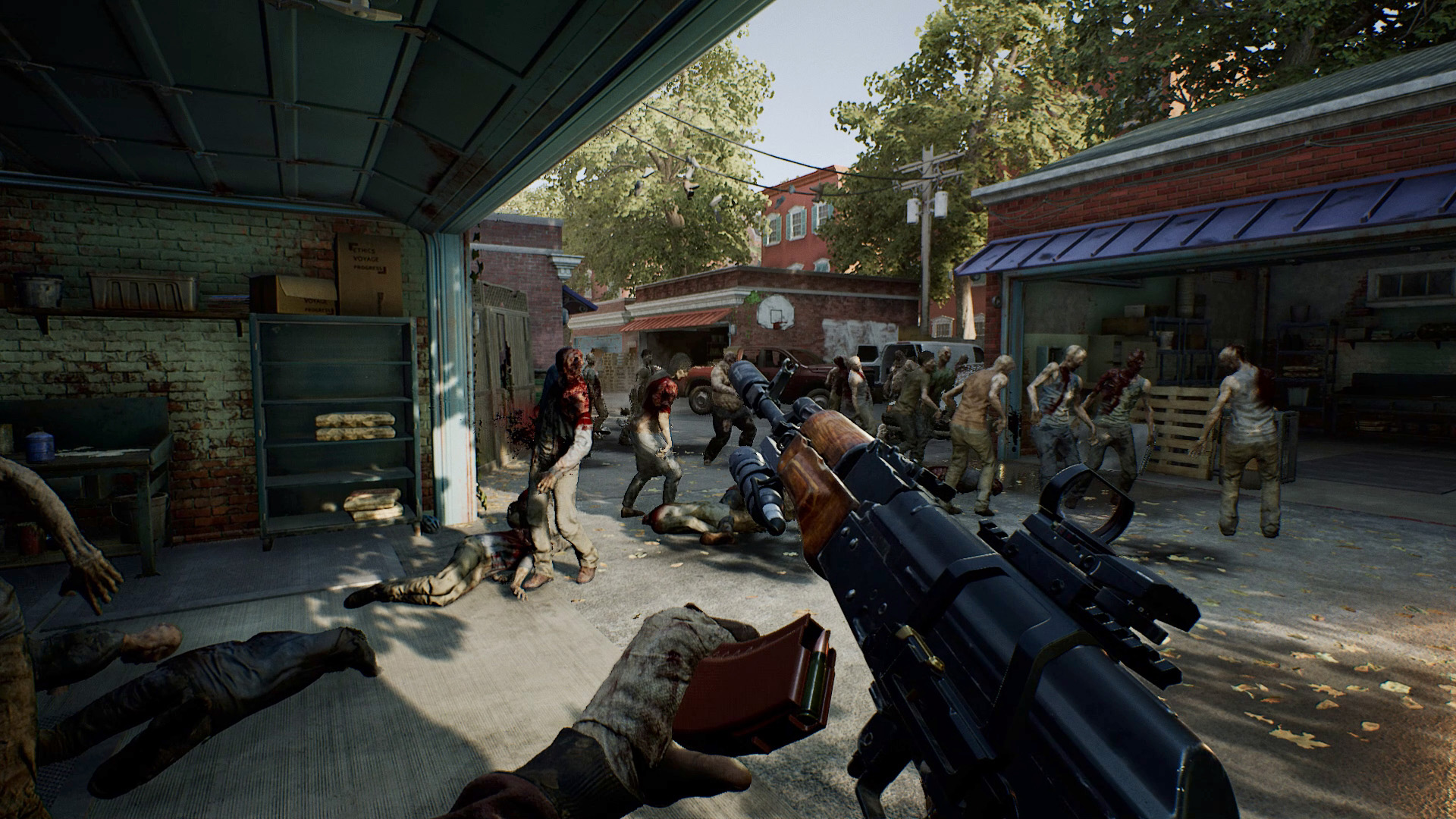 Wo Spielt The Walking Dead