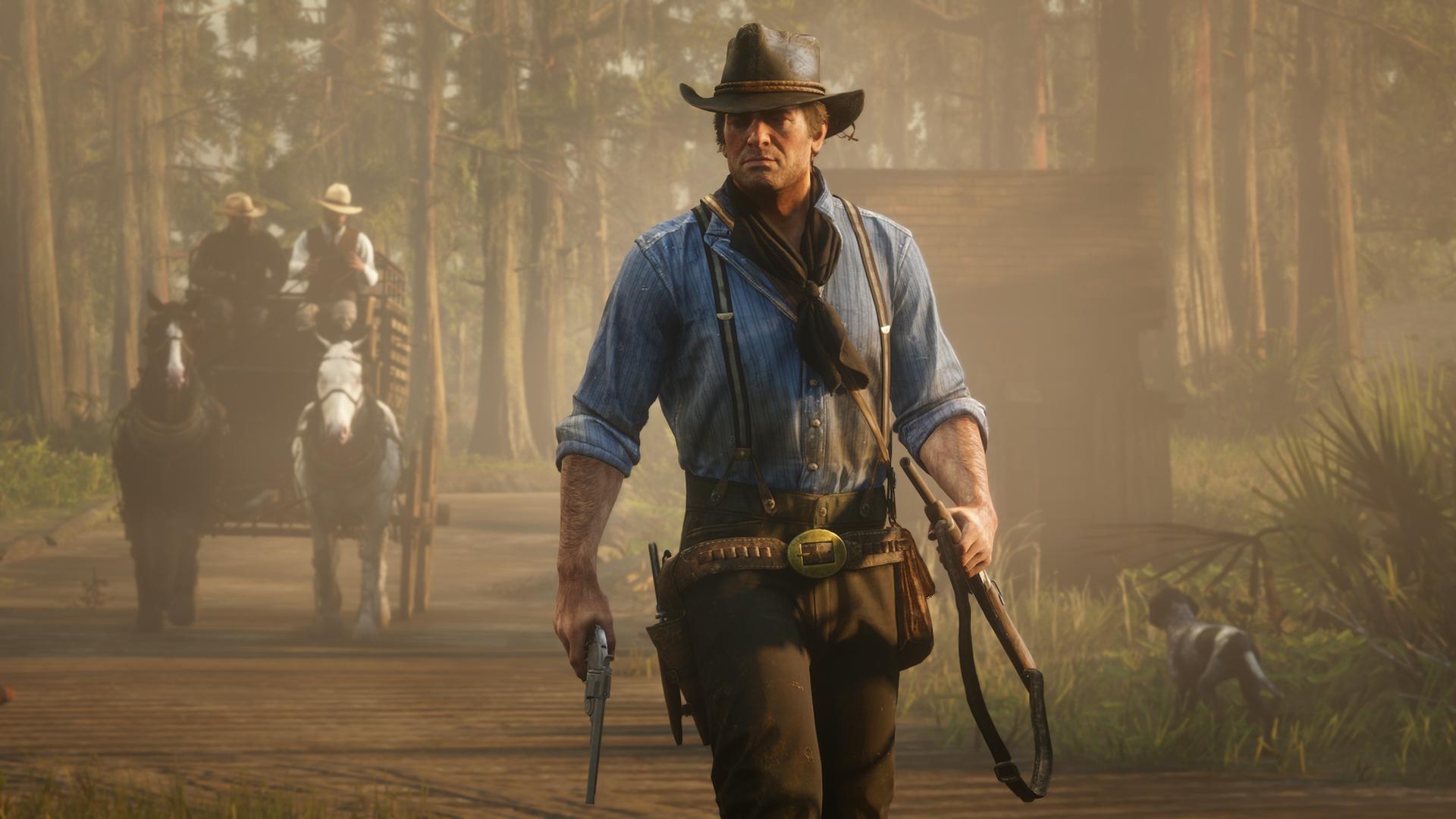 Red Dead Redemption 2 Test | GamersChoice von Gamern für
