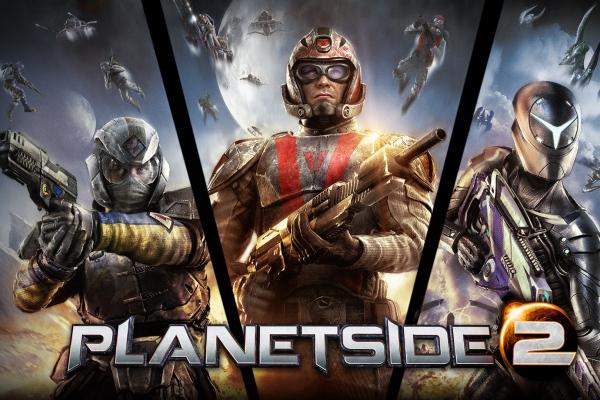 Planetside 2 Titelbild - gamerschoice