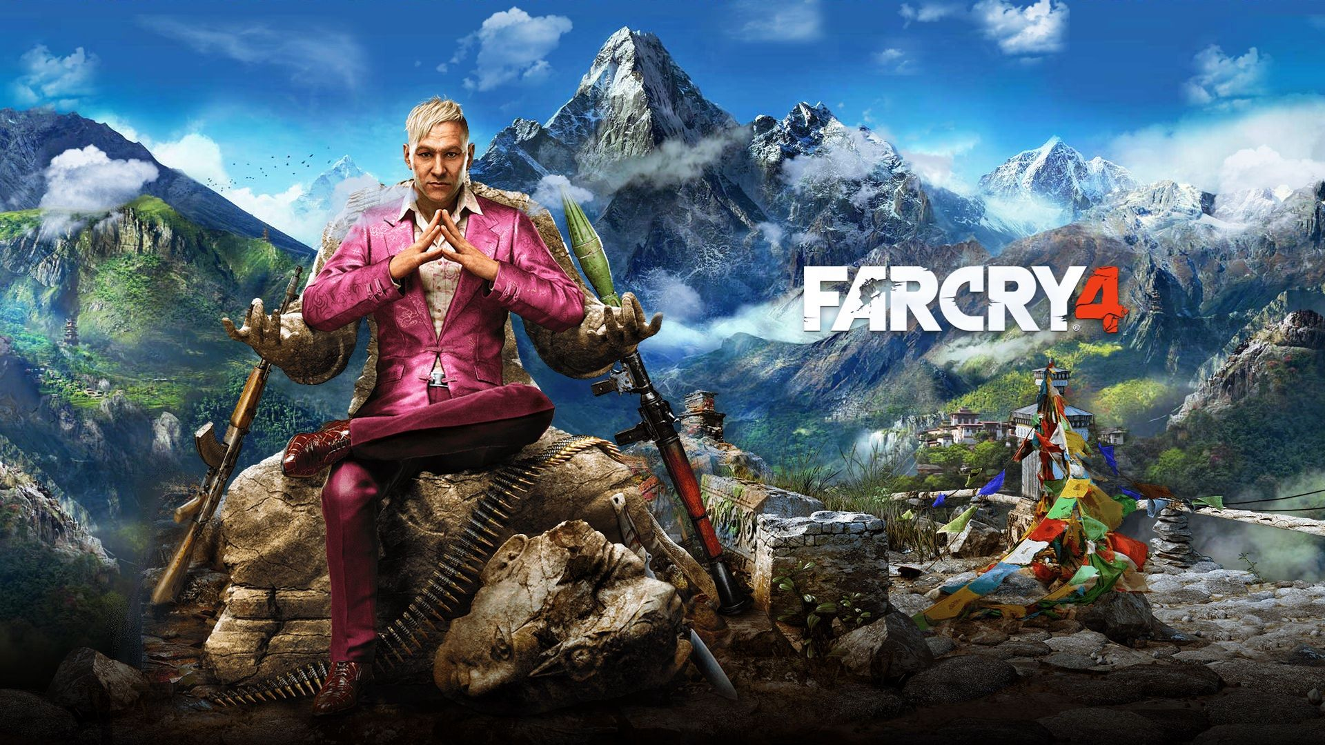 far cry 4 review gamerschoice von gamern f r gamer. Black Bedroom Furniture Sets. Home Design Ideas