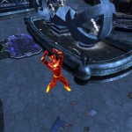 Infinite Crisis flash character