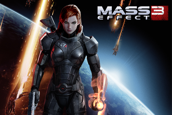 Gamerschoice - Artikelbild zum Game Mass Effect 3