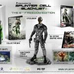 Gamerschoice - Splinter Cell Blacklist Freedom Edition