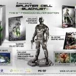 Gamerschoice - Splinter Cell Blacklist Silver Edition