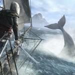 Gamerschoice - Edward mit einem Wal aus dem Spiel AC 4 Black Flag