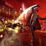 Gamerschoice - Kampfszene aus dem Game DmC Devil May Cry 5