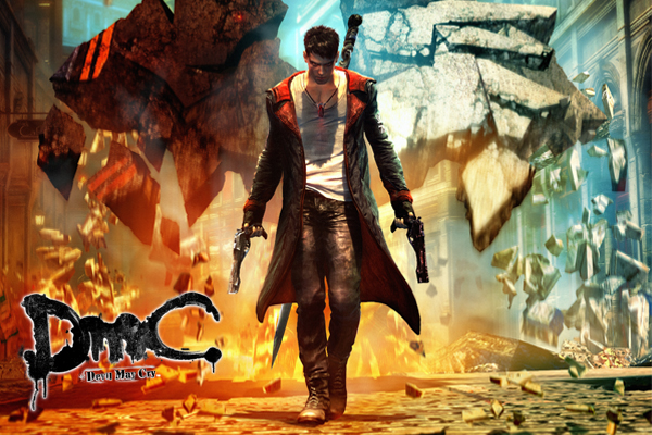 Gamerschoice - Artikelbild zum Game DmC Devil May Cry 5