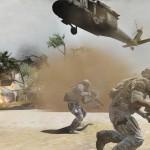 Gamerschoice - Sandaufwirbelung aus dem Spiel Ghost Recon Future Soldier