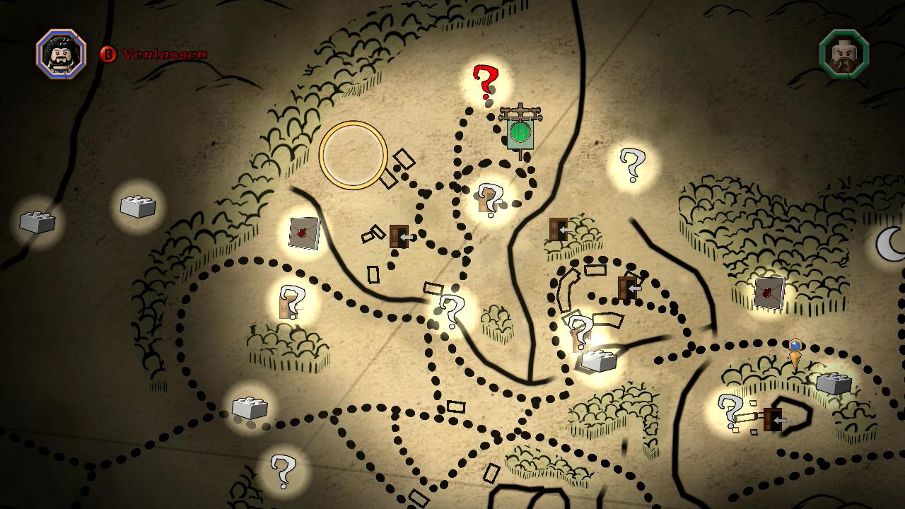 Der Hobbit Spiel
