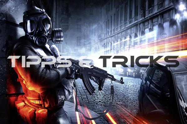 Gamerschoice - Artikelbild für Battlefield 3 Tipps und Tricks