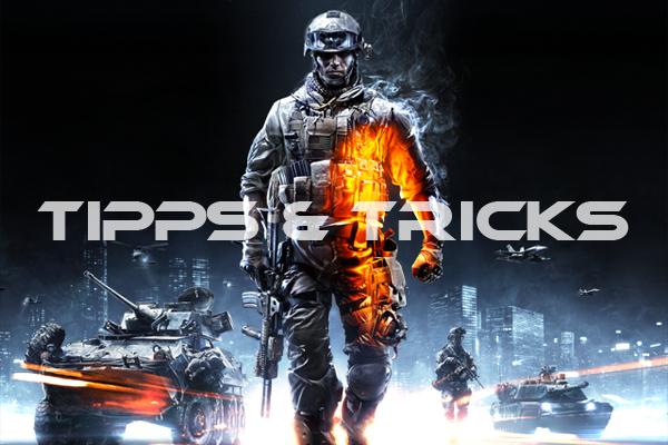 Gamerschoice - Artikelbild aus den Tipps und Tricks für Flagrun, Battlefield 3