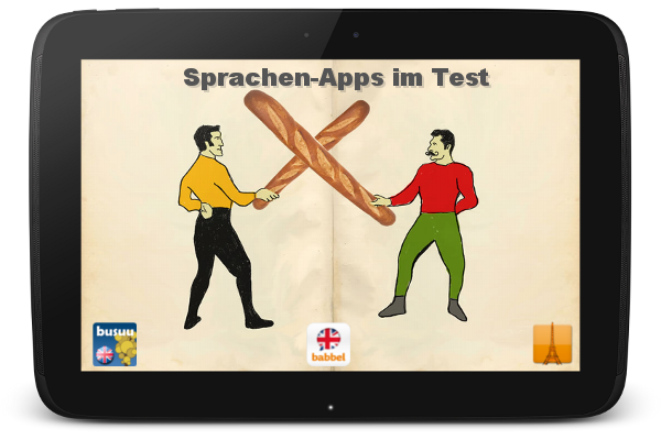 Gamerschoice: Sprachen-Apps im Test